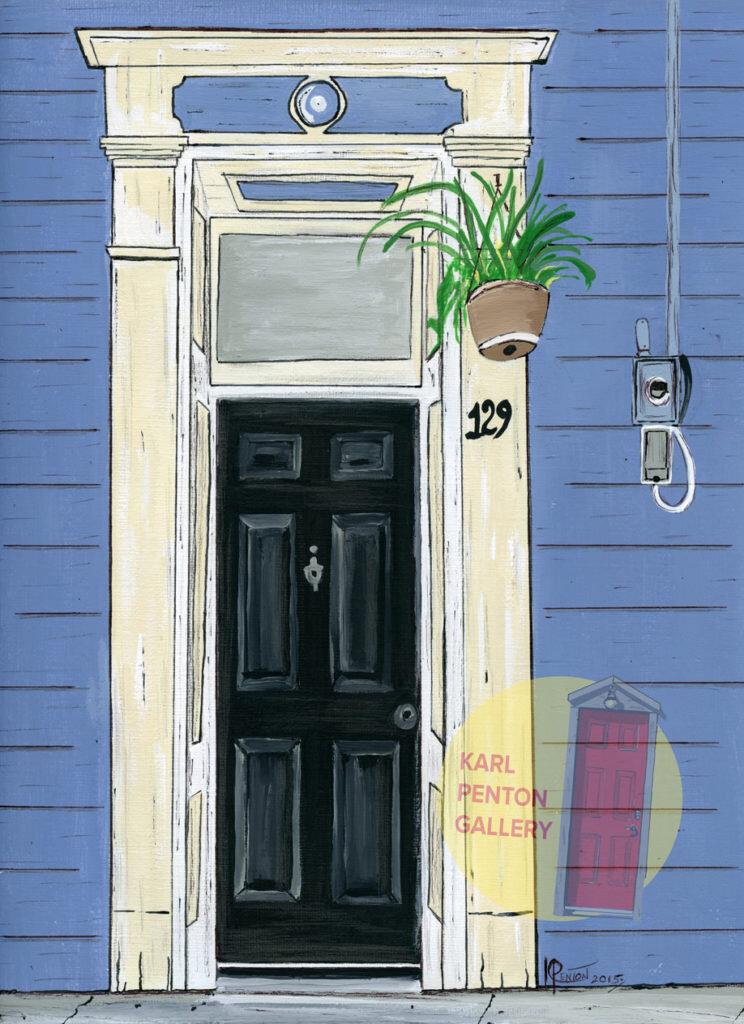 Door 129 by Karl Penton