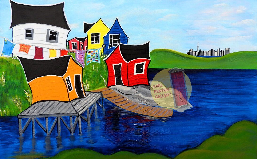 Missing Home by Karl Penton