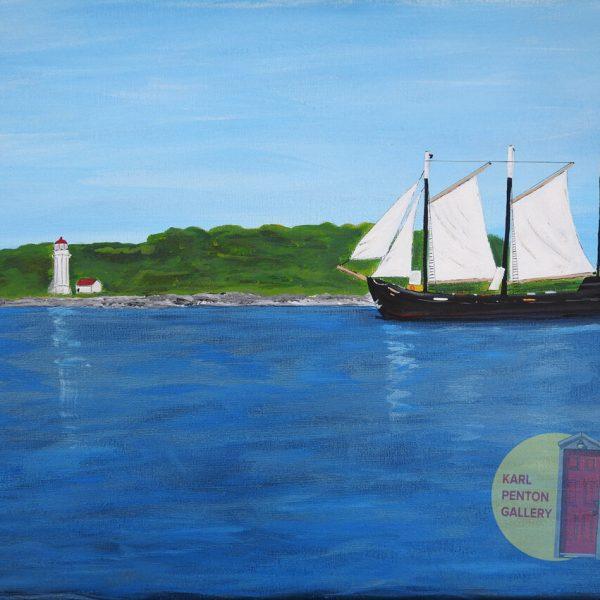 Set Sail by Karl Penton